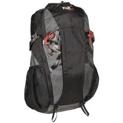 "Fox Outdoor Backpack ""Arber 30"", grey/black"