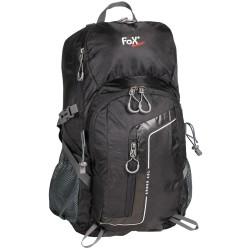 "Fox Outdoor Backpack ""Arber 40"", black"