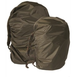 покрытие рюкзака, зеленый