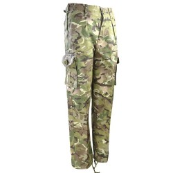 Детские брюки военного стиля, BTP camo