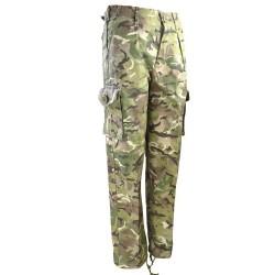 Laste militaarstiilis püksid, BTP camo