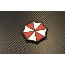 """Velcro sign, """"Resident Evil Umbrella"""" 3D"""
