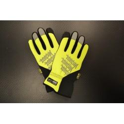 Mechanix Safety Specialty Utility перчатки, желтые / черные