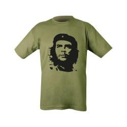 "T-shirt - ""Che Guevara"", olive green"