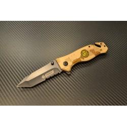 Карманный нож Kandar N343 с режущим механизмом, digi