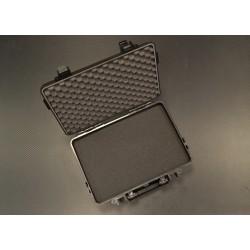 Veekindel kast - must 39x29x12 cm