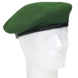 """Немецкий Берет """"Heer"""", зеленый"""
