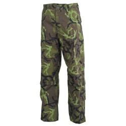 U.S. ACU (field pants) püksid, M 95 CZ camo