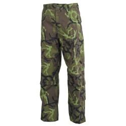 US ACU Field Pants, Rip Stop, M 95 CZ camo