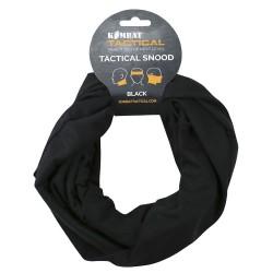 "Multifunctional headwear ""Tactical Snood"", black"