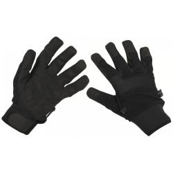 Перчатки, неопрен, черный, сократить защита