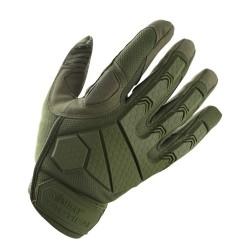 Kombat Alpha Тактические перчатки - оливково-зеленый