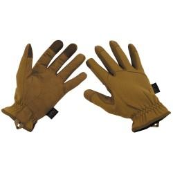 Тактические перчатки «Легкий», coyote tan