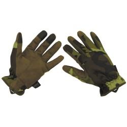 Тактические перчатки «Легкий», M 95 CZ camo