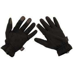 Тактические перчатки «Легкий», черный