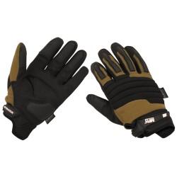 Тактические перчатки «Операция», coyote tan / черный