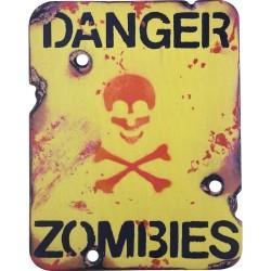 """Знак """"Danger Zombies"""""""