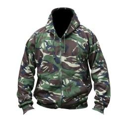 Kombat Camouflage hoodie, DPM camo