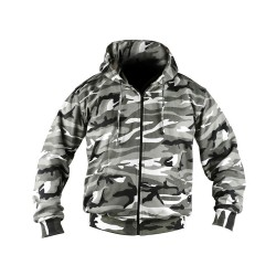 Kombat Camouflage hoodie, Urban camo