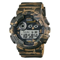 Käekell Casio G-Shock GD-120CM-5ER