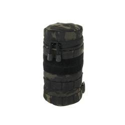 Molle 1L pudelikott, multicamo black