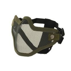 CS kaitsev poolmask V1, oliivroheline