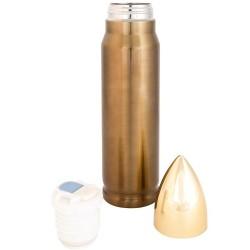 Kombat Bullet termos 500ml, kuldne
