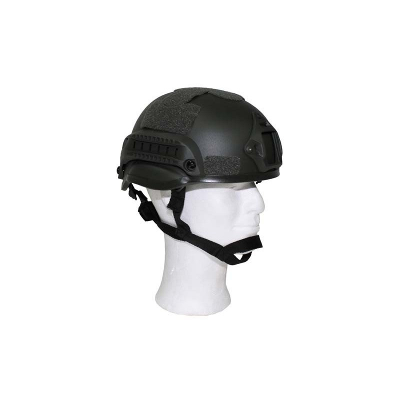 """US Шлем, """"MICH 2002"""", OD зеленый, ABS-пластик"""