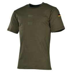 Bundeswehr T-shirt Tropics, OD green