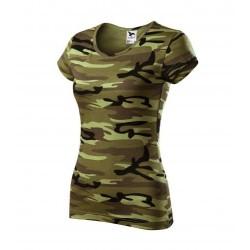 Adler Pure женская футболка, камуфляж