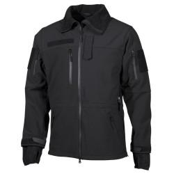 "Soft Shell куртка, черный, ""High Defence"""