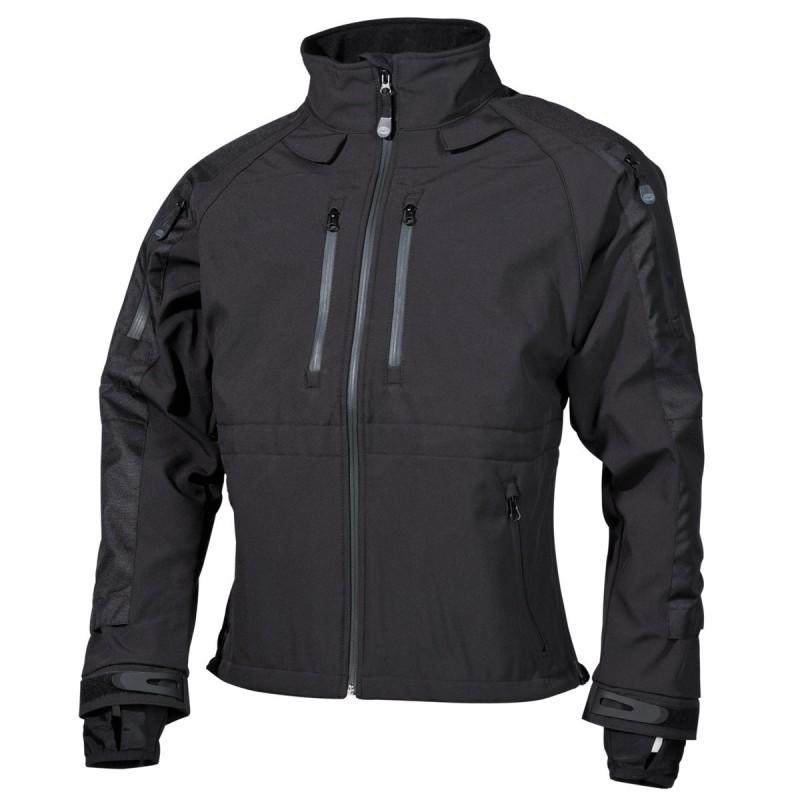 "Soft Shell куртка, ""Protect"", черный"