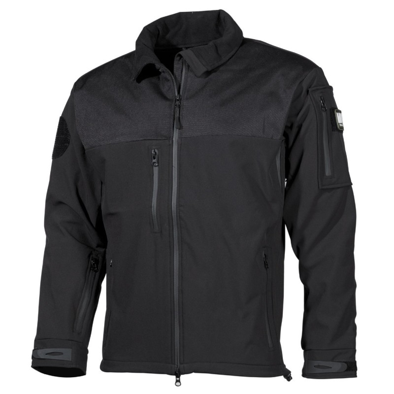 "Soft Shell куртка, ""Australia"", черный"