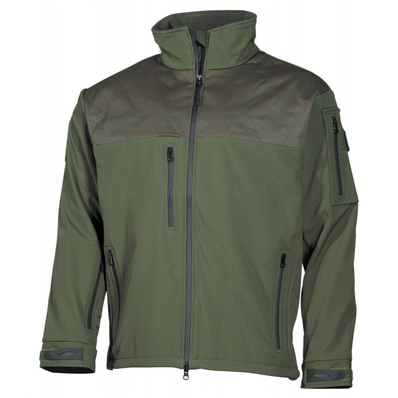 "Soft Shell куртка, ""Australia"", OD зеленый"