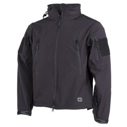 "Soft Shell куртка, черный, ""Скорпион"""