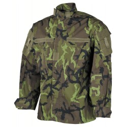 US Field Jacket ACU, Rip Stop, M 95 CZ camo