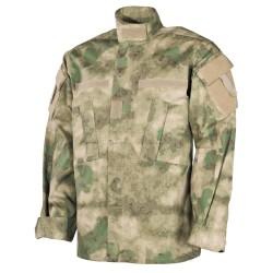 США Field Jacket ACU, Rip Stop, HDT камуфляж зеленый
