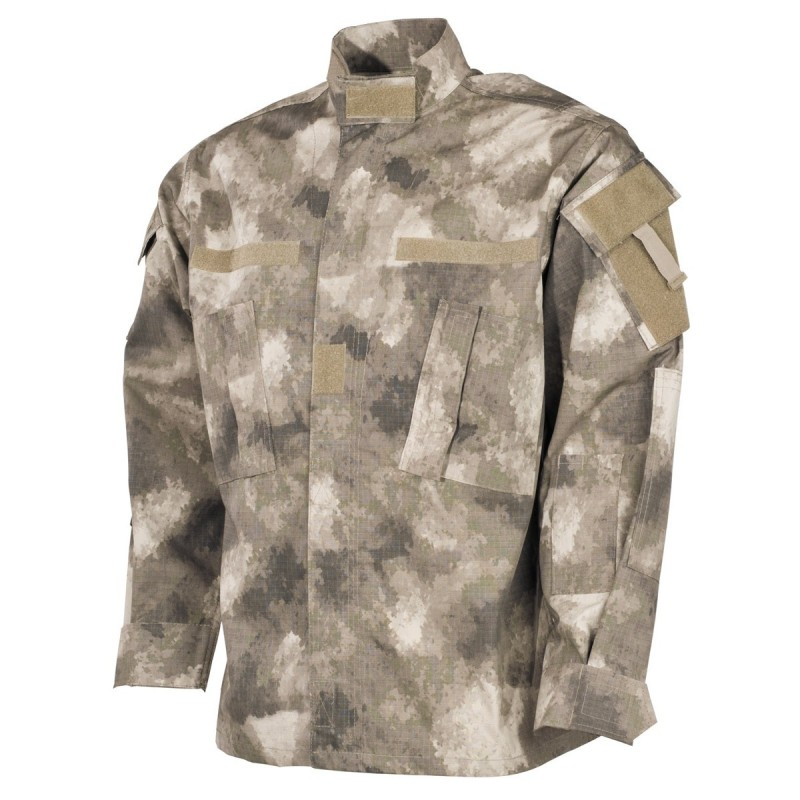 US Field Jacket ACU, Rip Stop, HDT camo