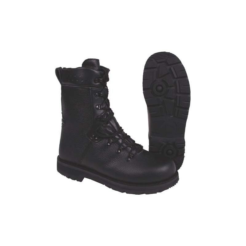 "German Combat Boots, black, Mod ""2000"""