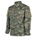 US Field Jacket ACU, Rip Stop, digital woodland