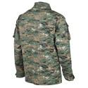 США Field Jacket ACU, Rip Stop, digital woodland