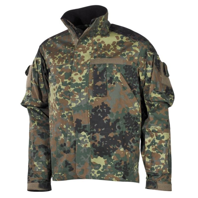 BW Combat Jacket, BW Camo, Ripstop, короткая