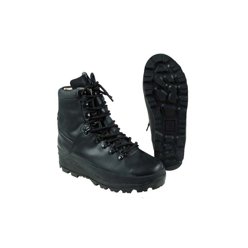 BW Mountain Boots, breathtex подкладка