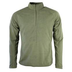 Kombat Alpha Mid-Layer Fleece, Оливково-зеленый