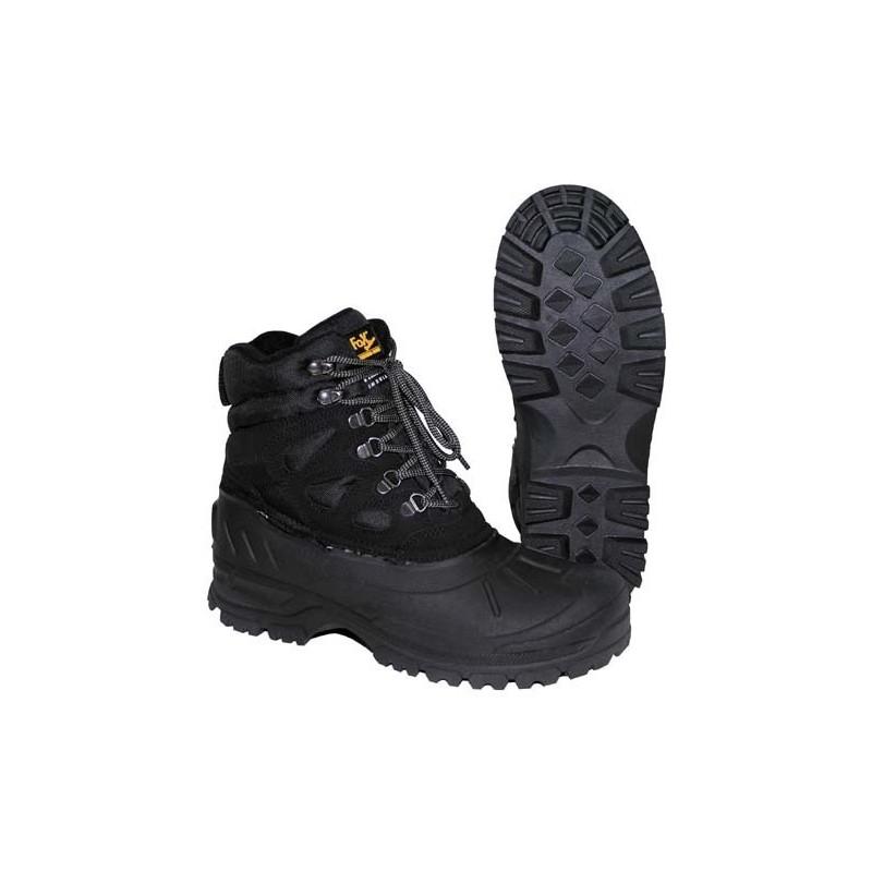 "Trekking Boots, ""FOX-THERMO"", black"