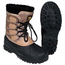 Thermo Boots Fox, khaki/black