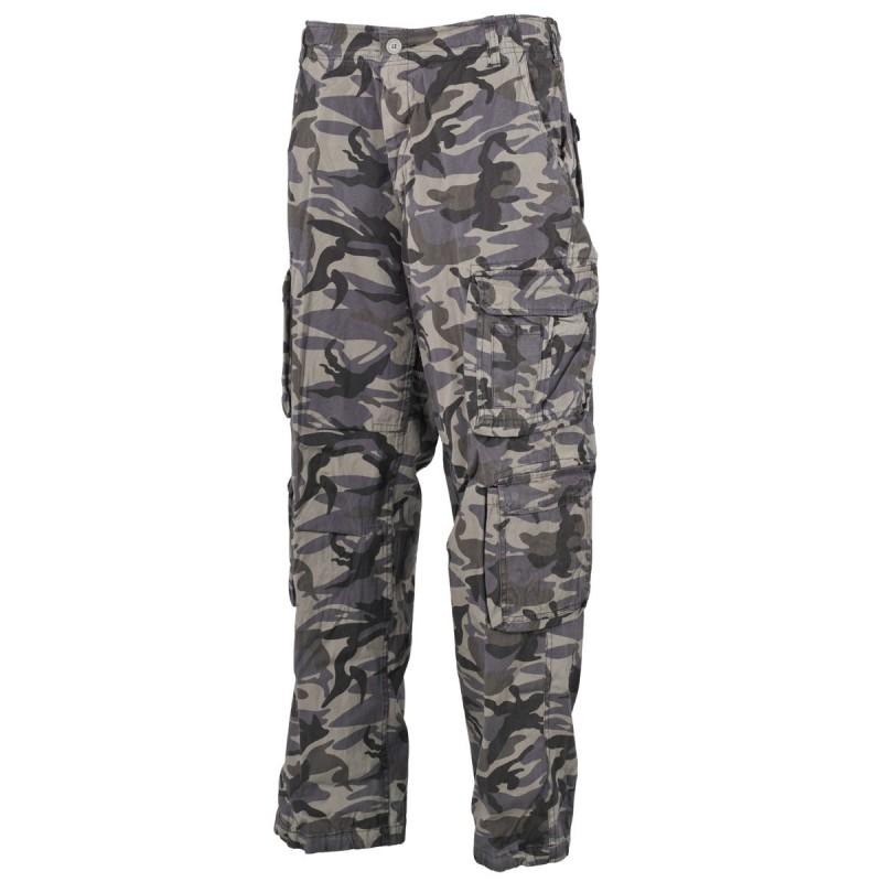 "Cargo Pants, ""Defense"", püksid, combat camo"
