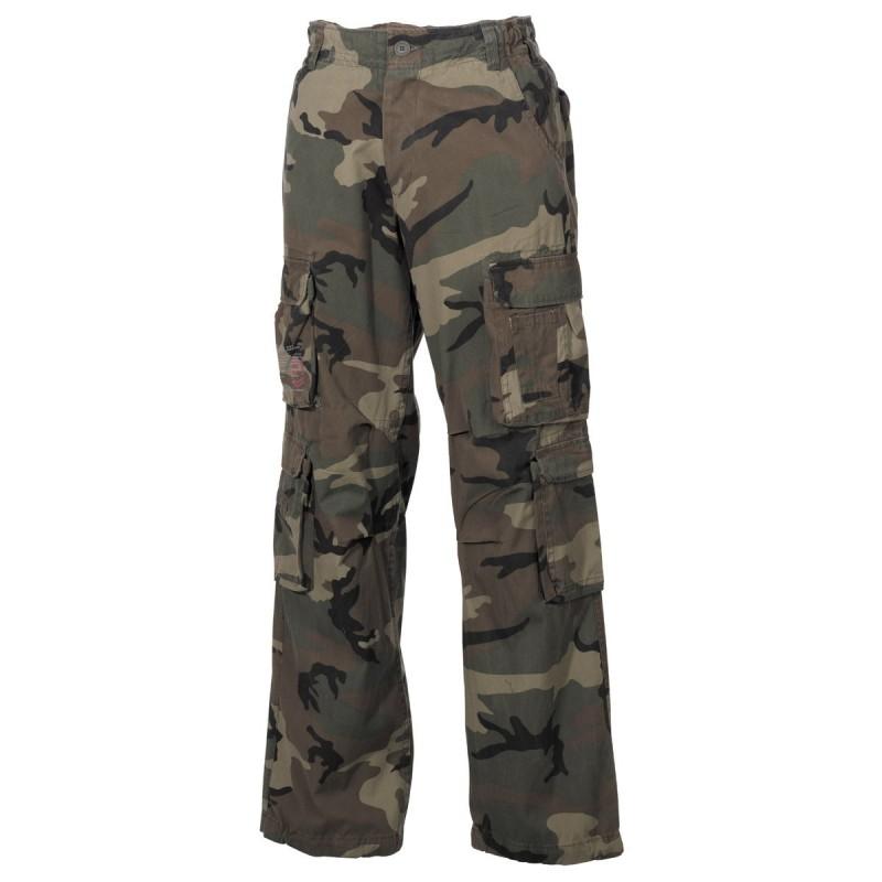 "Cargo Pants, ""Defense"", püksid, metsalaiku"