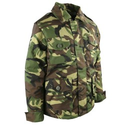 Куртка сафари для детей - DPM camo