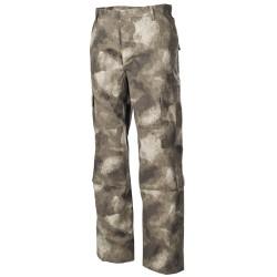 US ACU Field Pants, Rip Stop, HDT camo
